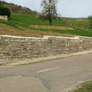 Mur de soutien