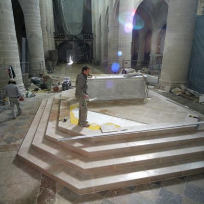 Maçonnerie de pierre et restauration